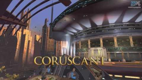 STAR WARS™ The Old Republic™ - Coruscant Revealed!