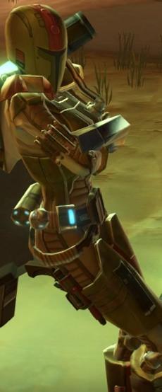Unidentified Mandalorian Warrior (Darvannis)