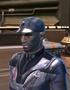 Commander Stron