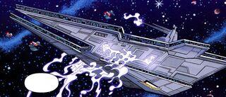 Harrower-class Dreadnought (Javalin)