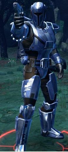 Mandalorian Trophy Hunter