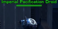 Imperial Pacification Droid