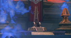 Emperor Throne