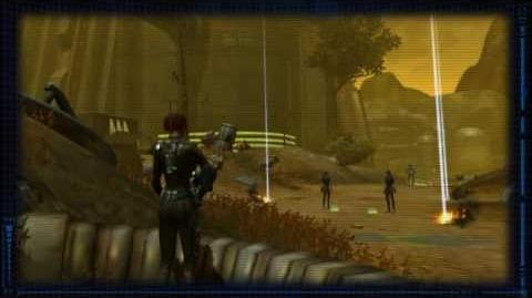 Star Wars The Old Republic Imperial Agent Skill