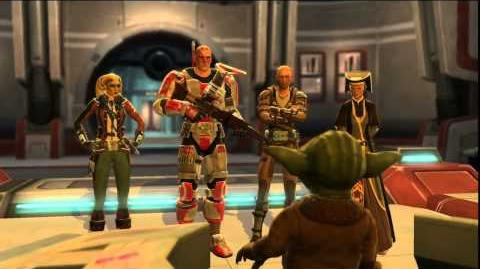 Play STAR WARS™ The Old Republic™ and become a Jedi!