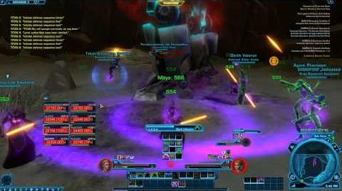 Titan 6 8-Man Story Mode