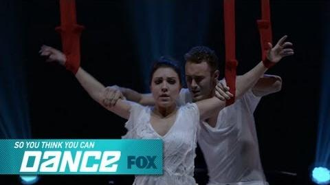 Jenna & Tucker Top 16 Perform SO YOU THINK YOU CAN DANCE FOX BROADCASTING
