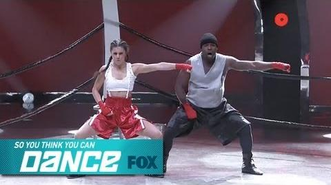 Hayley & Joshua Top 6 Perform SO YOU THINK YOU CAN DANCE FOX BROADCASTING
