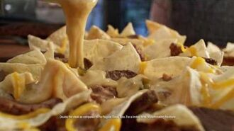 Nachos - Steakhouse Nachos (Commercial) Taco Bell