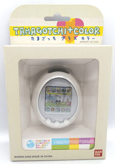 TamagotchiPlusColor Package