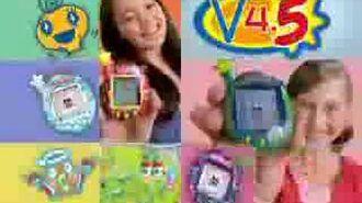 Tamagotchi V4.5 Commercial