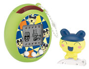 Green Tamago with Mametchi light
