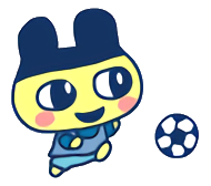 Mametchi soccer player