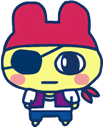 Mametchi pirate