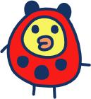 Výsledek obrázku pro tamagotchi FRIENDS mitsumarutchi