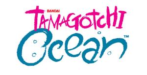 Tamagotchi Ocean Logo