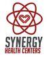 SYNERGY logo background