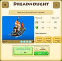 The Dreadnought Tier 4