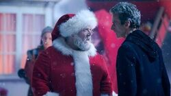 The world exclusive preview of the Doctor Who Christmas Special