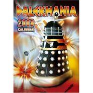 2008 Dalekmania Calendar