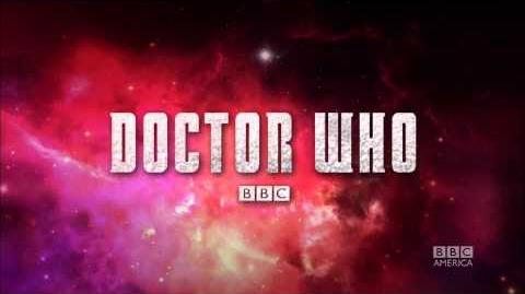 DOCTOR WHO - New Opening Title Sequence HD