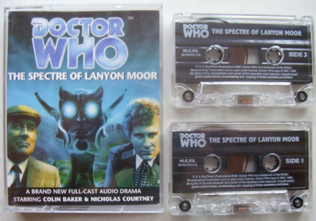 File:The Spectre of Lanyon Moor cassette cover with cassettes.jpg