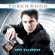 2009 Torchwood Calendar