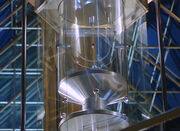 Beryllium clock