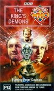The Kings Demons VHS Australian cover