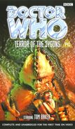 Terror of the Zygons VHS UK rerelease cover