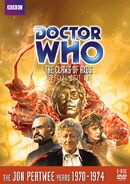 The Claws of Axos Special Edition Region 1 US DVD cover