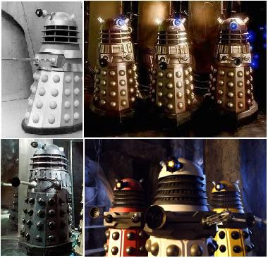 File:Daleks through the ages.jpg