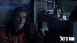 I think we've found your alien - 'Kill the Moon' Preview - Doctor Who Series 8 - BBC