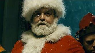 Santa Claus Makes An EXPLOSIVE Entrance! - Last Christmas - Doctor Who - BBC