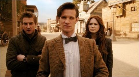 The Cowboy Doctor - Doctor Who - A Town Called Mercy - BBC