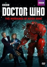 The Husbands of River Song DVD