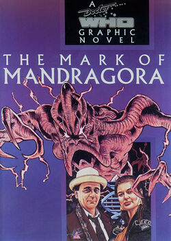 Mark of Mandragora cover