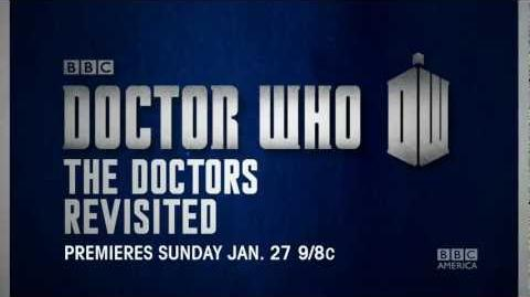 DOCTOR WHO REVISTED WILLIAM HARTNELL - Jan 27 BBC AMERICA