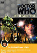 The Leisure Hive DVD Australian cover