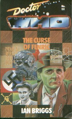 Curse of Fenric novel