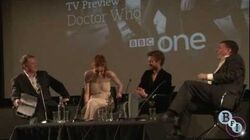 Doctor Who Let's Kill Hitler Q&A