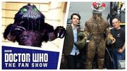 Restoring Classic Monsters - Doctor Who The Fan Show