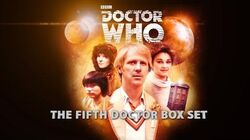 The Fifth Doctor Box Set Trailer
