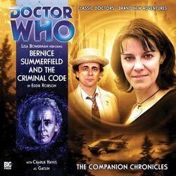 Bernice Summerfield and the Criminal Code