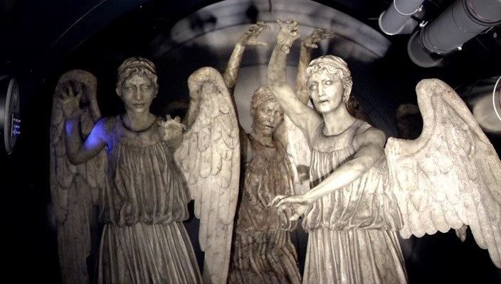 Image result for The weeping angels