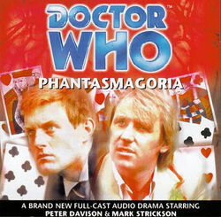 Phantasmagoria cover