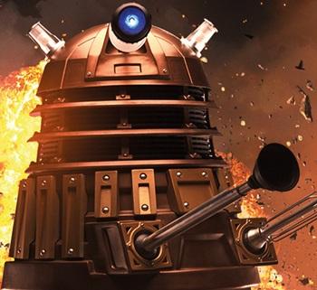Dalek (Living History)