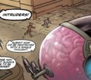 Invasion of the Mindmorphs (comic story)
