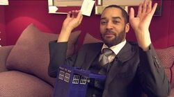 Sam Anderson Questions from the TARDIS Tin - DVD Launch Q&A - Doctor Who