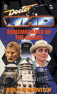 Remembrance of the daleks novel